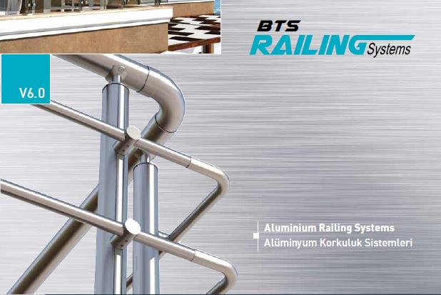 BTS Railing