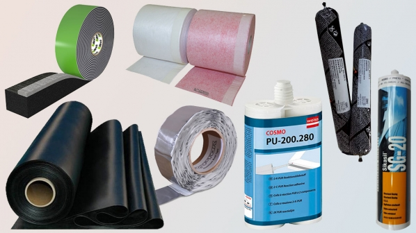 INSULATION AND MOUNTING MATERIALS