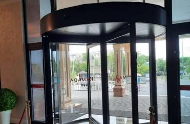 Ramada Hotel - Metaxdoor Revolving Doors