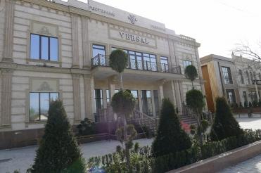 Versal Restaurant Bishkek